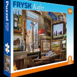House of Holland House of Holland puzzel Frysk Kafee (1000 stukjes)