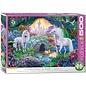 Eurographics Eurographics puzzel Unicorns in Fairy Land (500 XL stukjes)
