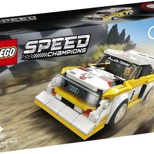 Lego Lego 76897 Audi Sport Quattro S1 1985