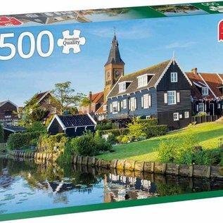 Jumbo Jumbo puzzel Marken Nederland (500 stukjes)