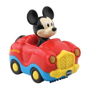 Vtech Vtech Toet Toet Auto's Mickey Mouse Cabrio