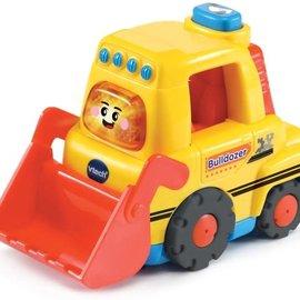 Vtech Vtech Toet Toet Auto's: Boris Bulldozer