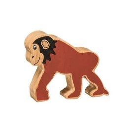 Lanka Kade Lanka Kade Houten Chimpansee