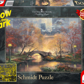 Schmidt Schmidt puzzel Autumn in Central Park (1000 stukjes)