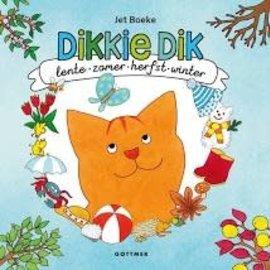 Gottmer Dikke Dik Lente Zomer Herfst Winter met DVD