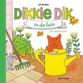 Gottmer Dikkie Dik in de tuin flapjes boek