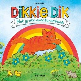 Gottmer Het grote Dikkie Dik avonturenboek