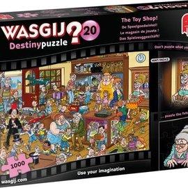 Jumbo Wasgij puzzel Destiny 20 De Speelgoedwinkel (1000 stukjes)