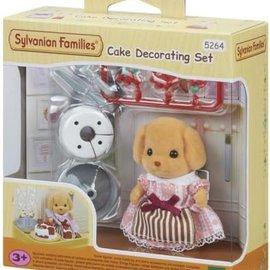 Sylvanian families Sylvanian Families - Cake decoratie set