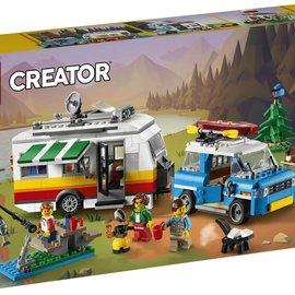 Lego Lego 31108 Familievakantie met caravan
