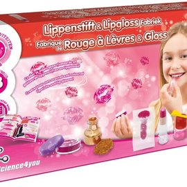 Science4you Science4you Lippenstift & Lipgloss fabriek