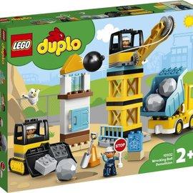 Lego Lego 10932 Sloopkogel Afbraakwerken