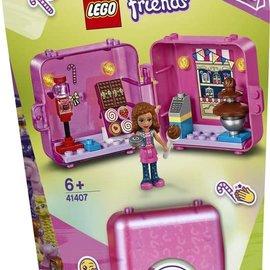 Lego Lego 41407 Olivia's winkelspeelkubus
