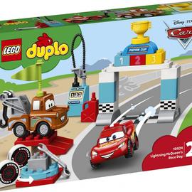 Lego Lego Duplo 10924 Lightning McQueens Race dag