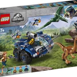 Lego Lego 75940 Galimimus en Pteranodon ontsnapping