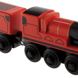 Thomas de trein Houten trein Thomas: James