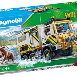 Playmobil Playmobil - Expeditietruck (70278)