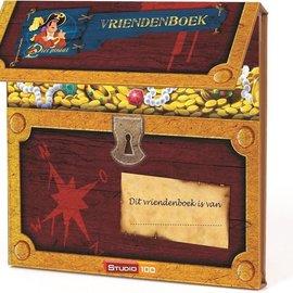 Vriendenboek - Piet Piraat