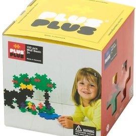 Plus-Plus BIG Basic Plus-Plus: 100 stuks