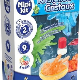Science4you Science4you Mini kit Kristallen