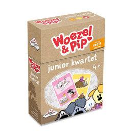 Identity Games Woezel & Pip - Kwartet junior