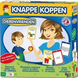 University Games University Games Knappe koppen - Dierenvrienden