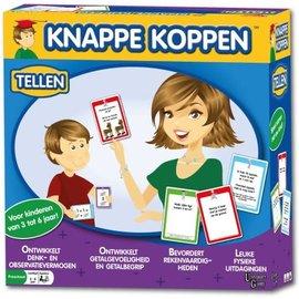 University Games University Games Knappe koppen - Tellen