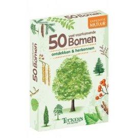 Story Factory 50 veel voorkomende bomen - Ontdekken & herkennen