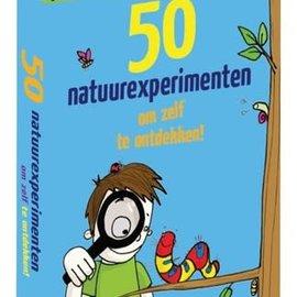 Story Factory 50 natuurexperimenten om zelf te ontdekken