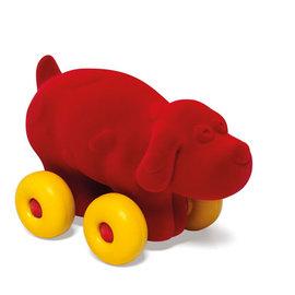 Rubbabu Rubbabu Dier op wielen - Hond