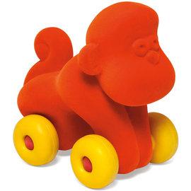 Rubbabu Rubbabu Dier op wielen - Aap