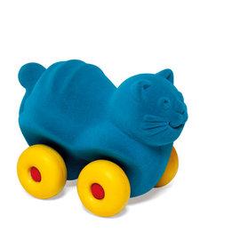 Rubbabu Rubbabu Dier op wielen - Kat