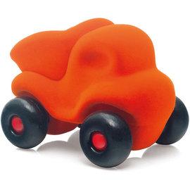 Rubbabu Rubbabu kleine kiepwagen Oranje
