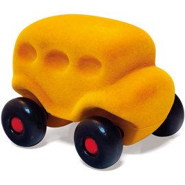 Rubbabu Rubbabu kleine bus Geel