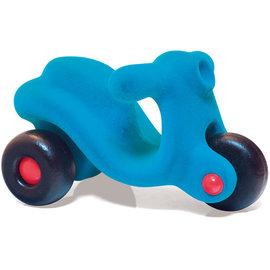 Rubbabu Rubbabu grote Scooter (turqoise)