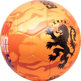Voetbal groot KNVB Oranje camouflage