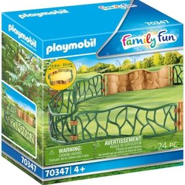 Playmobil Playmobil - Omheining (70347)