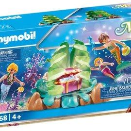 Playmobil Playmobil - Koraalbar met zeemeerminnen (70368)