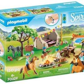 Playmobil Playmobil - Paardenkamp (70329)