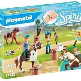 Playmobil Playmobil - Boogschieten te paard (70331)