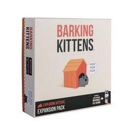 Barking Kittens (3e uitbreiding Exploding Kittens)