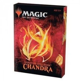 Magic The Gathering Magic The Gathering - Signature Spellbook Chandra