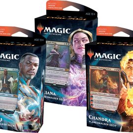 Magic The Gathering Magic the Gathering - Planeswalkers Deck 2021