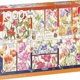 Jumbo Jumbo puzzel Tulpen uit Nederland (1000 stukjes)