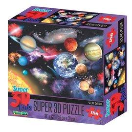 3D Puzzel - Zonnestelsel