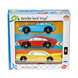 Tender Leaf Tender Leaf - Retro auto's
