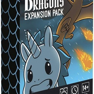 Unstable Unicorns Dragons uitbreiding