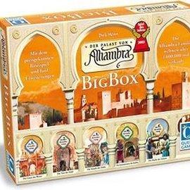 Queen games Queen Games Alhambra Big Box