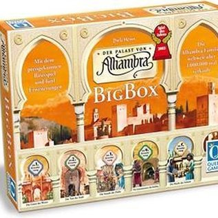 Queen games Queen Games Alhambra Big Box