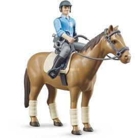Bruder Bruder Bworld Politie te paard
